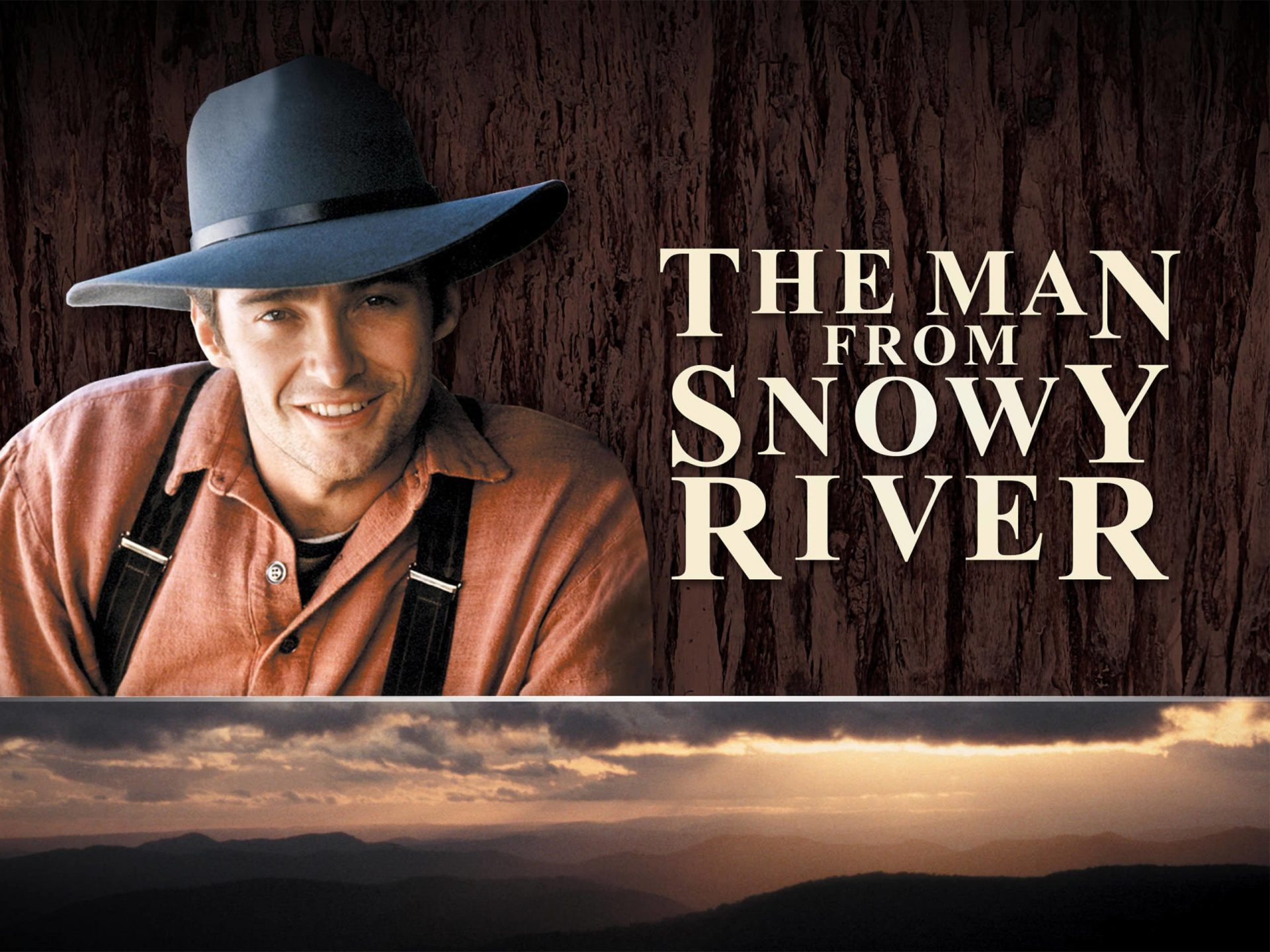 1996 The Man From Snowy River