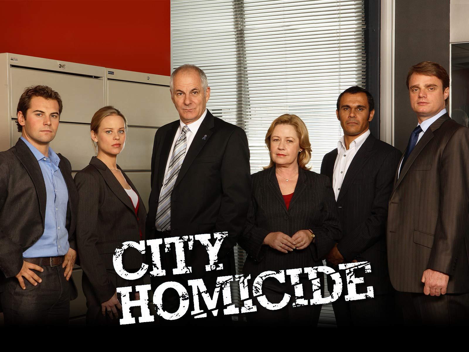 2009 City Homicide