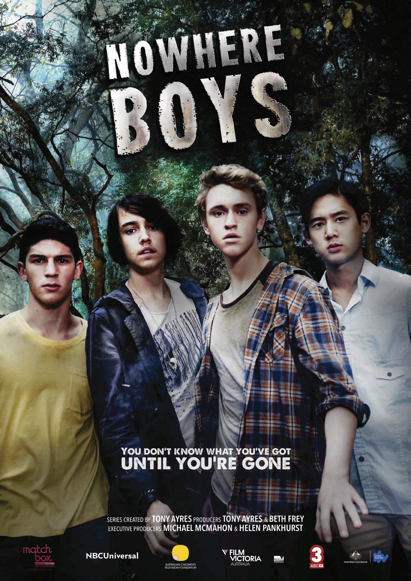 2015 Nowhere Boys