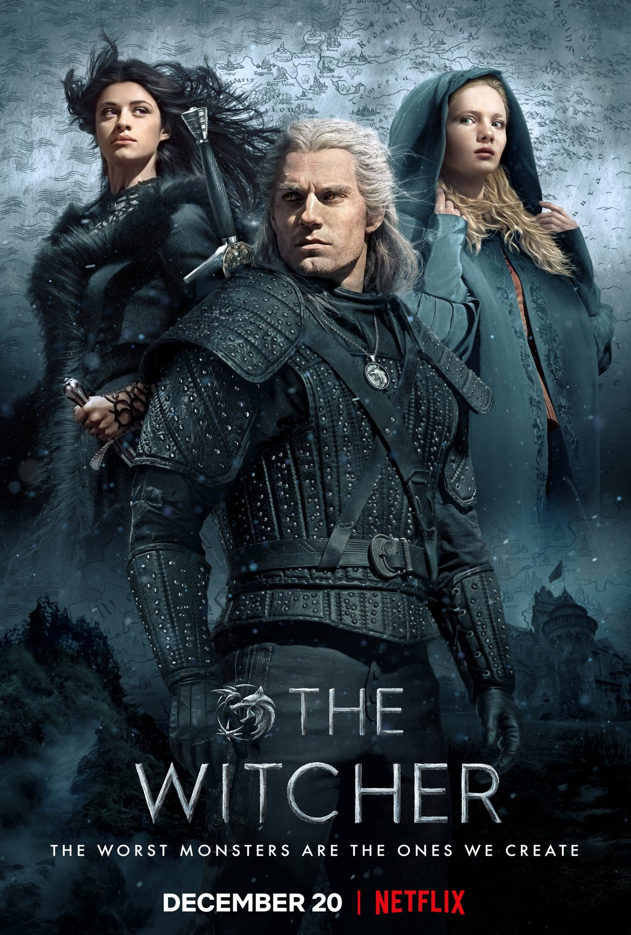 2019 The Witcher