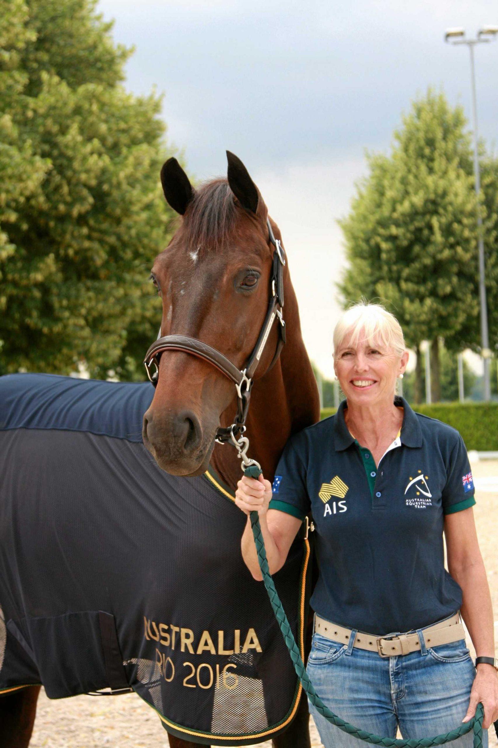 Australian Dressage Olympian